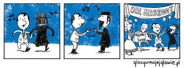 Taniec przyjaźni