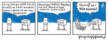 Pochodzenie robotów