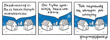 Narzekanie domów