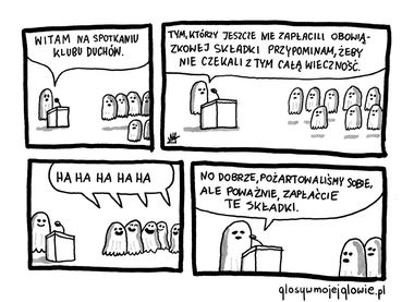 Klub duchów
