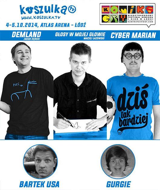 koszulka-tv-festiwal-komiksu